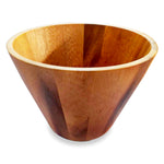 "roro Classic Acacia Wood Salad Bowl, Assorted 8"" rorodecor.myshopify.com"