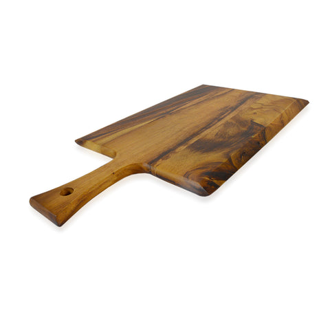 roro Wood Rectangular Appetizer and Cutting Board Peel with handle rorodecor.myshopify.com