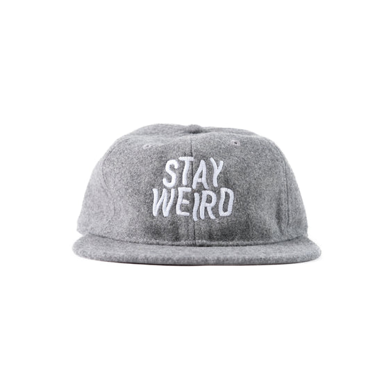 STAY WEIRD - WOOL 6PANEL