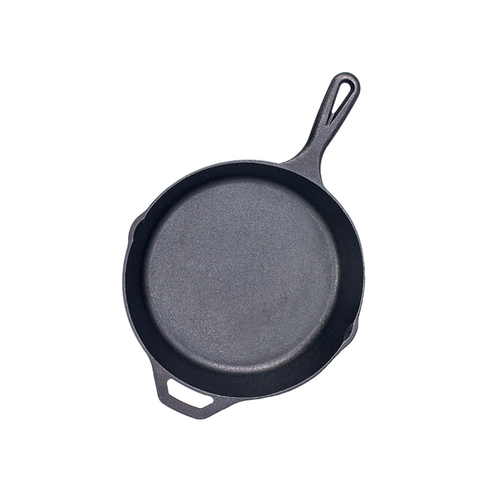 American Style Pre-Seasoned Cast Iron Skillet