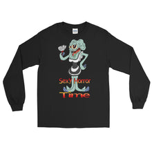 Sexy Horror Time... Long Sleeve T-Shirt