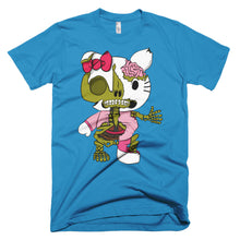 Zombie Kitty Short-Sleeve T-Shirt