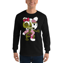 Hello Zombie Long Sleeve T-Shirt