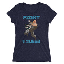 Ladies Fight for the USER