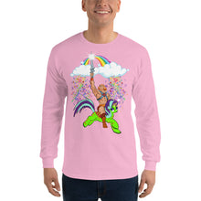 He Man has the POWER!!! Long Sleeve T-Shirt