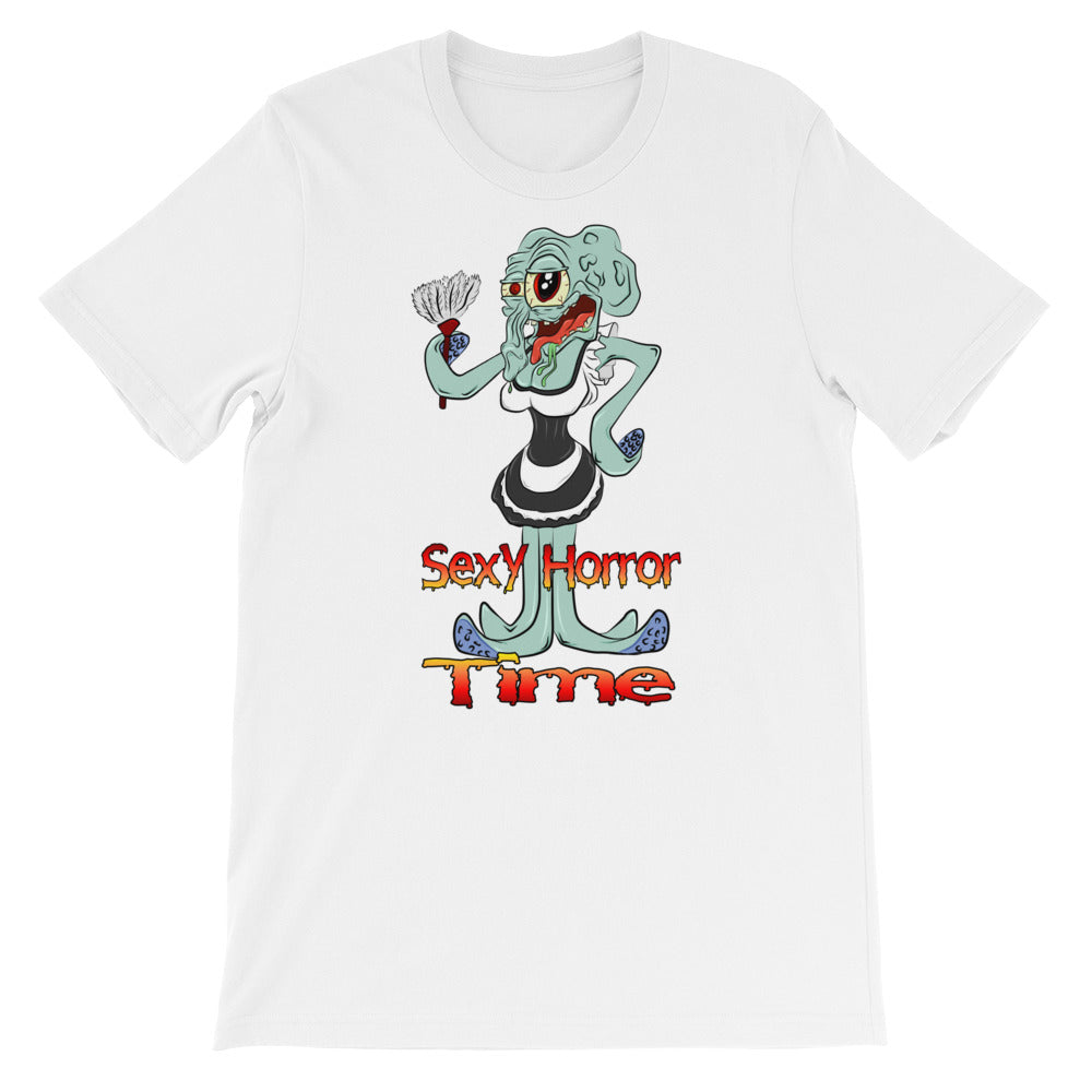 Sexy Horror Time Short-Sleeve Unisex T-Shirt