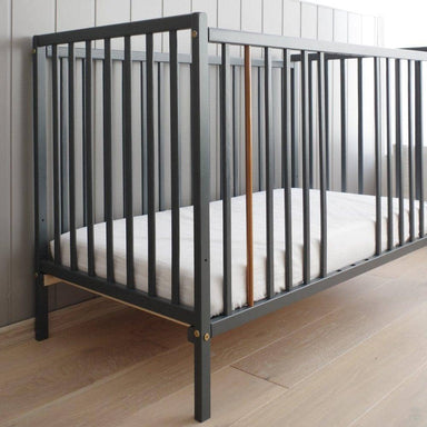 Woodies Star Dust Anthracite (nearly black) Cot  - Hola BB