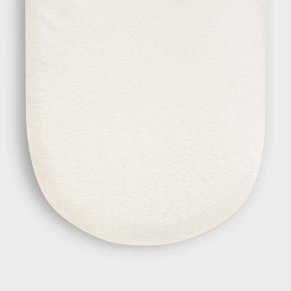 The Little Green Sheep Organic Linen Moses basket sheet - Linen  - Hola BB