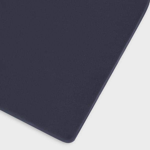 The Little Green Sheep Organic Cot / Cot Bed Fitted sheet - Midnight  - Hola BB