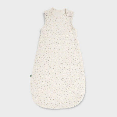 The Little Green Sheep Organic baby sleeping bag - 1 tog - Linen Rice  - Hola BB