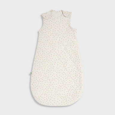 The Little Green Sheep Organic baby sleeping bag - 2.5 tog - Linen Rice  - Hola BB