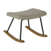Quax Quax Hocker for Mama Rocking De Luxe Chair - Clay  - Hola BB