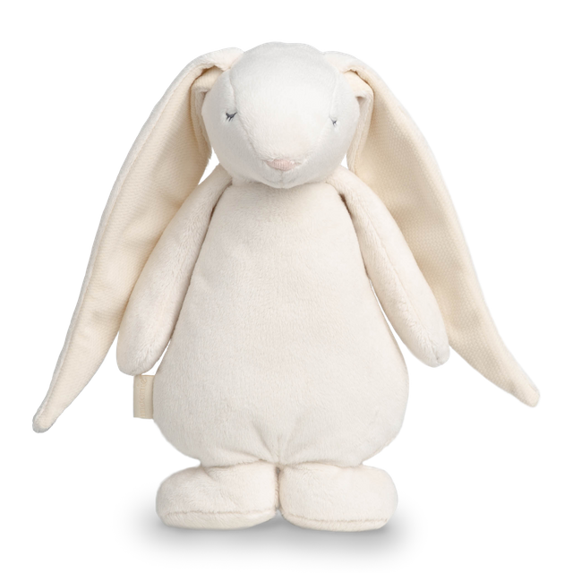 Moonie Moonie Humming Rabbit Sleep Aid - Cream  - Hola BB