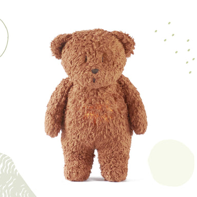 Moonie Moonie Humming Bear Sleep Aid - Caramel  - Hola BB