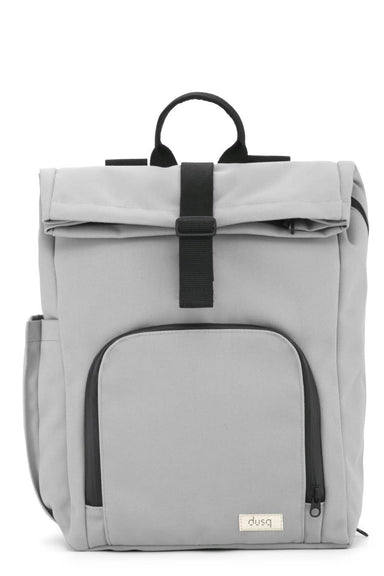 Dusq vegan bag | canvas – cloud grey  - Hola BB