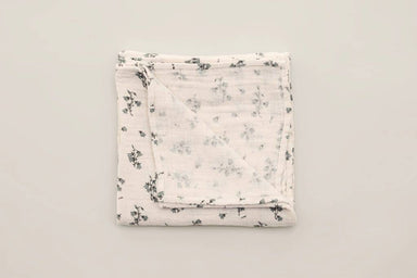 Garbo & Friends Garbo & Friends Muslin Swaddle - Bluebell  - Hola BB