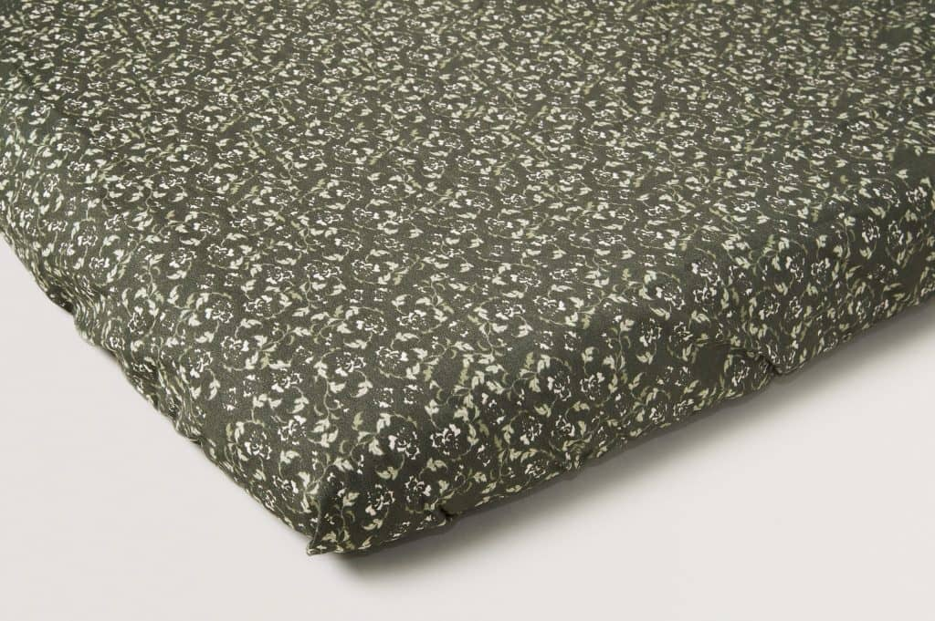 Garbo & Friends Garbo & Friends Floral Moss Fitted Sheet  - Hola BB