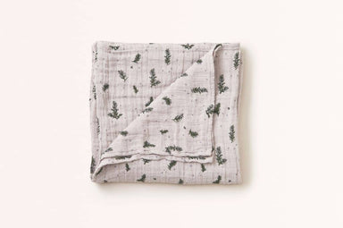 Garbo & Friends Garbo & Friends Muslin Swaddle - Rosemary  - Hola BB