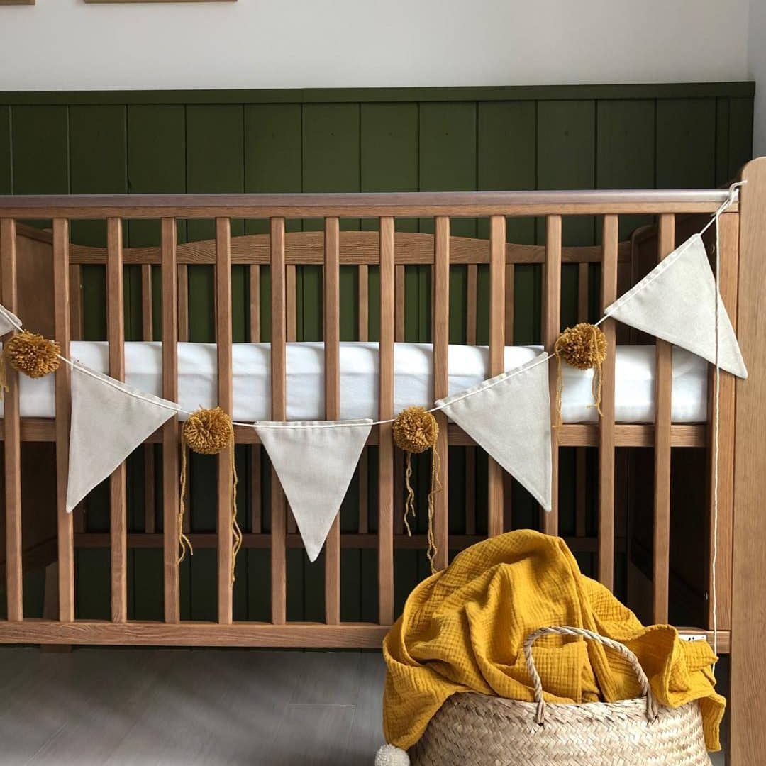 Woodies Nobel Vintage Cot  - Hola BB