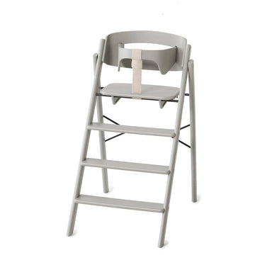KAOS Klapp high chair + safety rail - Grey - Hola BB