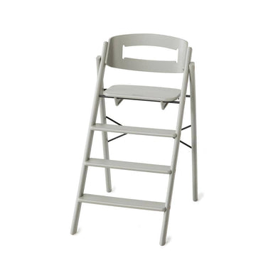 KAOS KAOS Klapp high chair + safety rail - Grey  - Hola BB