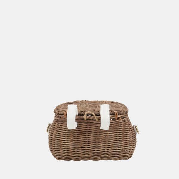 Olli Ella Mini Chari Bag - Natural  - Hola BB
