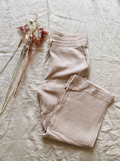 Nanami Nanami Lounge Pants - Natural  - Hola BB