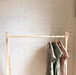 Little World of Wood little Clothes Rail  - Hola BB