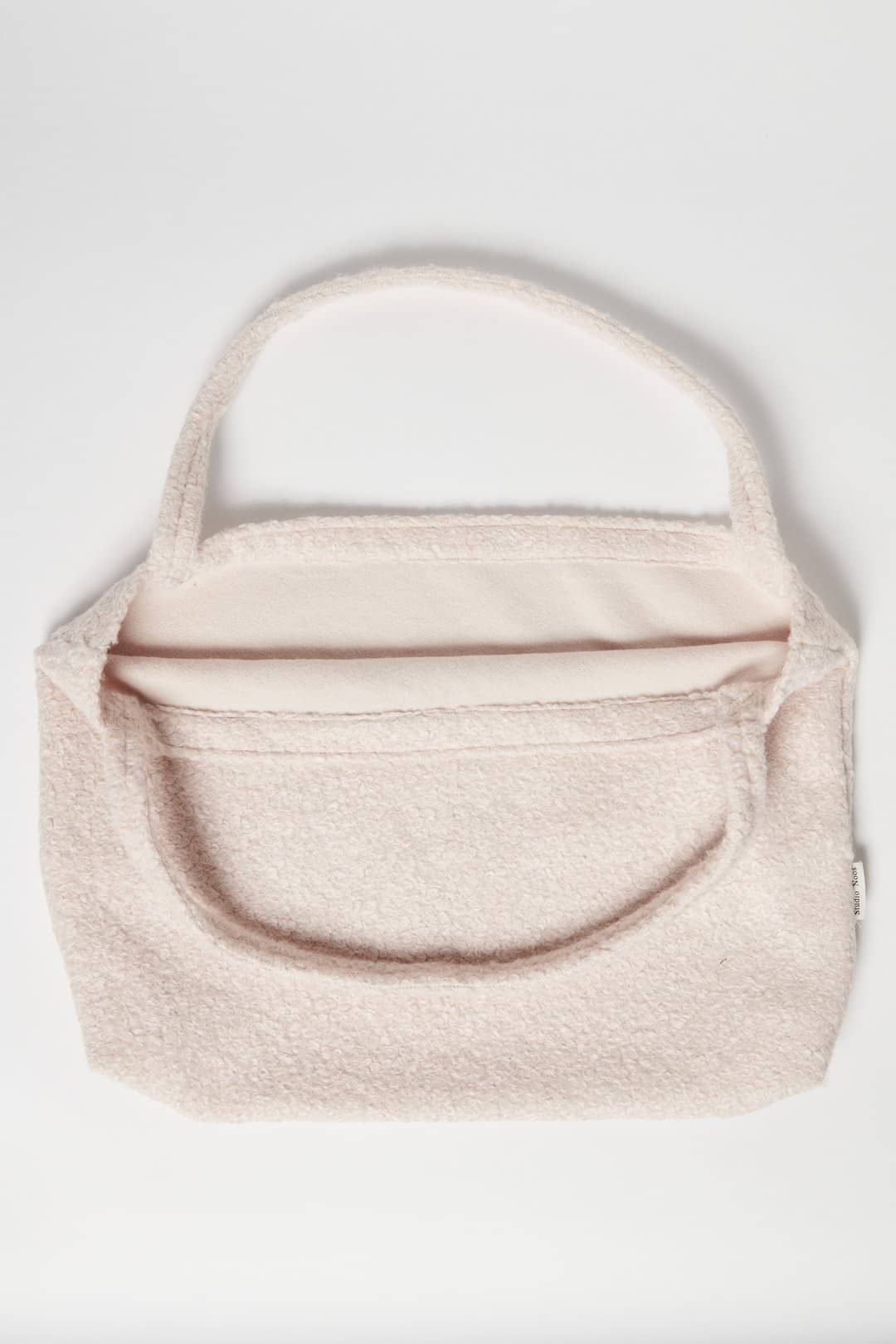 Studio Noos Studio Noos Bouclé mom-bag  - Hola BB
