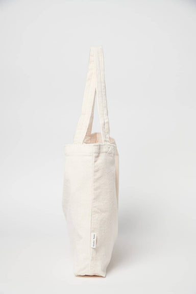 Studio Noos Studio Noos Old white rib mom-bag  - Hola BB