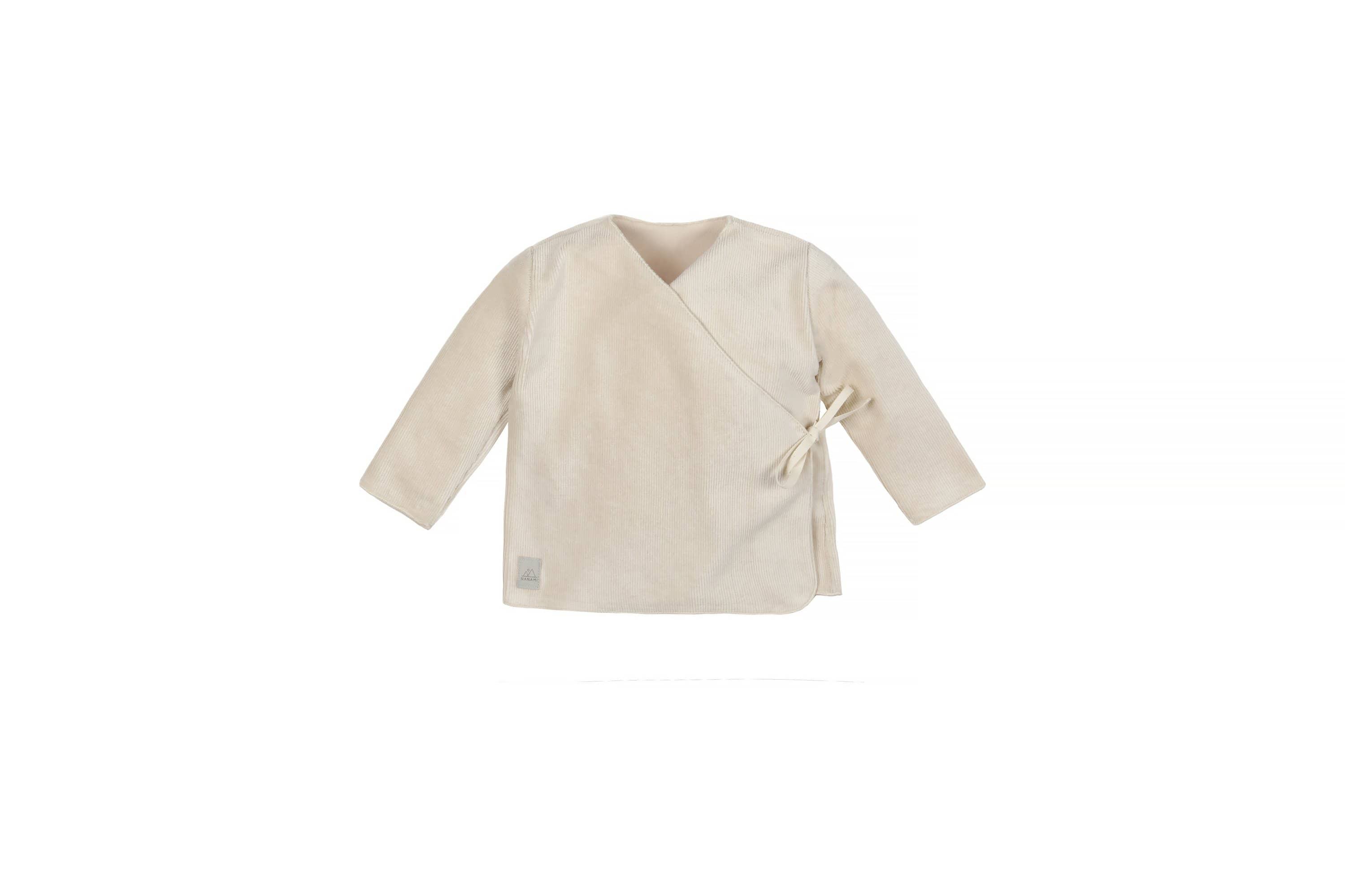 Nanami Nanami Velvet top - Natural  - Hola BB