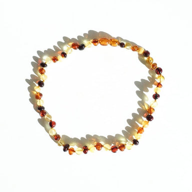 MAYLI Amber Toddler Necklace - Mixed colours  - Hola BB