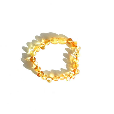 MAYLI Amber Baby Bracelet - Honey  - Hola BB