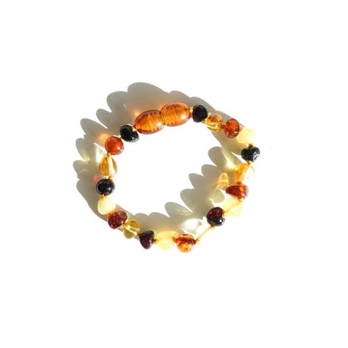 MAYLI Amber Baby Bracelet - Mixed colours  - Hola BB