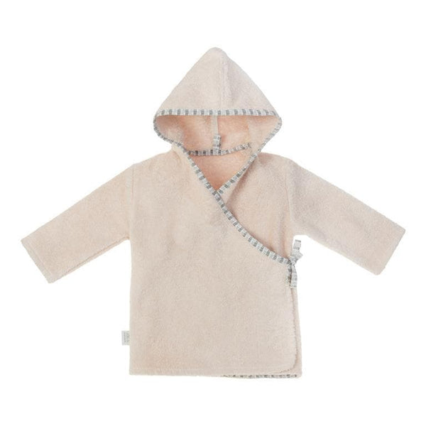 Nanami Bathrobe in Whisper Pink - Hola BB