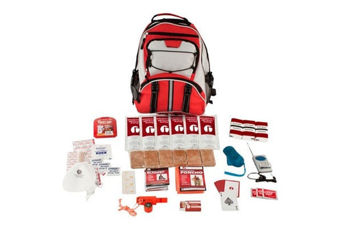 Basic Survival Kit - Tornado Kit - Tornado Emergency Kit - Tornado Safety - Tornado Survival Kit - Disaster Kit - Preparing for a Tornado - Tornado Preparedness