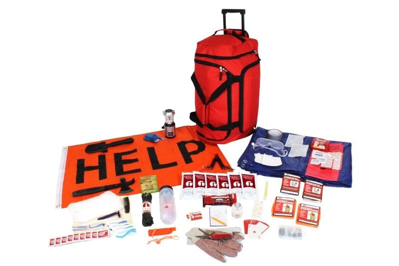 Tornado Emergency Kit - Tornado Kit - Tornado Emergency Kit - Tornado Safety - Tornado Survival Kit - Disaster Kit - Preparing for a Tornado - Tornado Preparedness