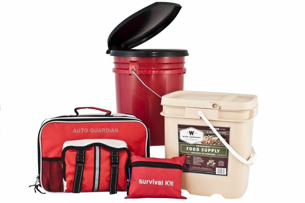 Family Preparedness Package with Emergency Food Supply - Tornado Kit - Tornado Emergency Kit - Tornado Safety - Tornado Survival Kit - Disaster Kit - Preparing for a Tornado - Tornado Preparedness