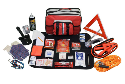 Ultimate Auto Kit - Tornado Kit - Tornado Emergency Kit - Tornado Safety - Tornado Survival Kit - Disaster Kit - Preparing for a Tornado - Tornado Preparedness