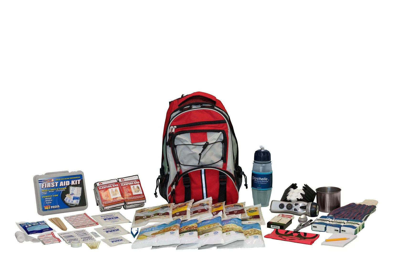 Food Storage Survival Kit - Tornado Kit - Tornado Emergency Kit - Tornado Safety - Tornado Survival Kit - Disaster Kit - Preparing for a Tornado - Tornado Preparedness