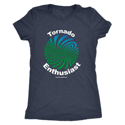 Tornado Enthusiast Women's T-Shirt