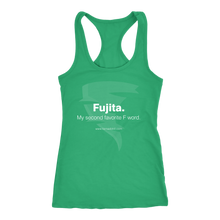 Fujita. My Second Favorite F Word. Women's Tank
