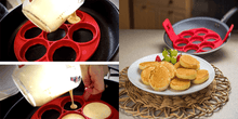 CuteCuteWorld:Flippin' Fantastic Pancake Maker