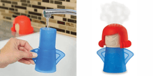 CuteCuteWorld:Microwave Cleaner Without Chemicals