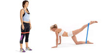 CuteCuteWorld:Resistance Band for Fitness & Yoga