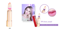 CuteCuteWorld:Lipstick Gloss Color Temperature Changes,04 Dream purple