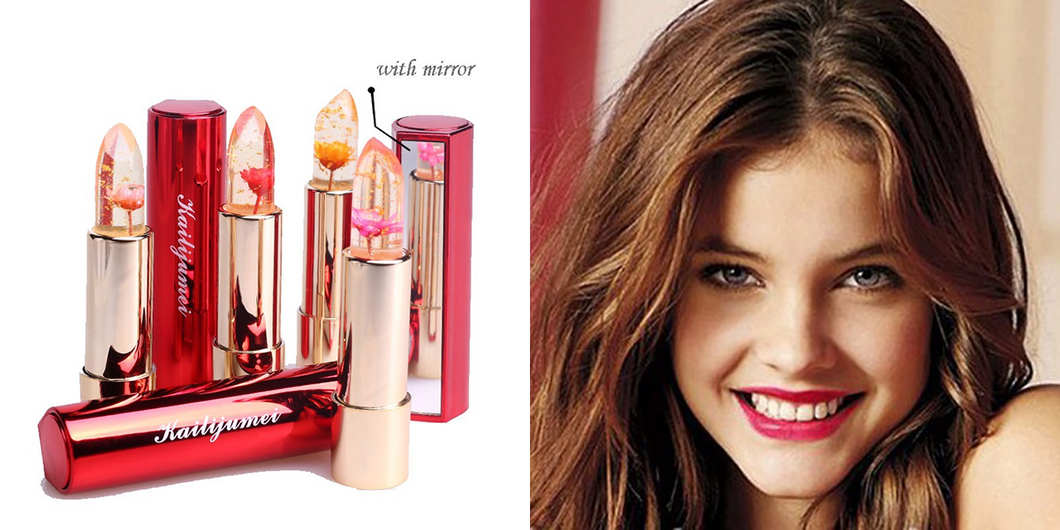CuteCuteWorld:Lipstick Gloss Color Temperature Changes,01 Minutemaid