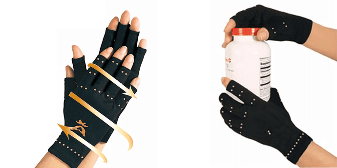 CuteCuteWorld:Arthritis Gloves with Copper
