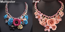 CuteCuteWorld:Flower Necklace
