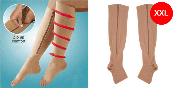 CuteCuteWorld:Medical Compression Socks XXL